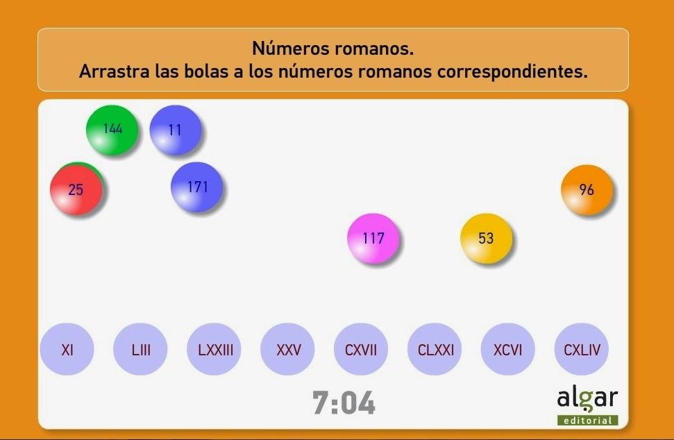 http://bromera.com/tl_files/activitatsdigitals/capicua_5c_PA/C5_u02_23_5_boletes_nombresRomans.swf