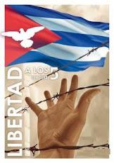 Liberdade para os heróis cubanos