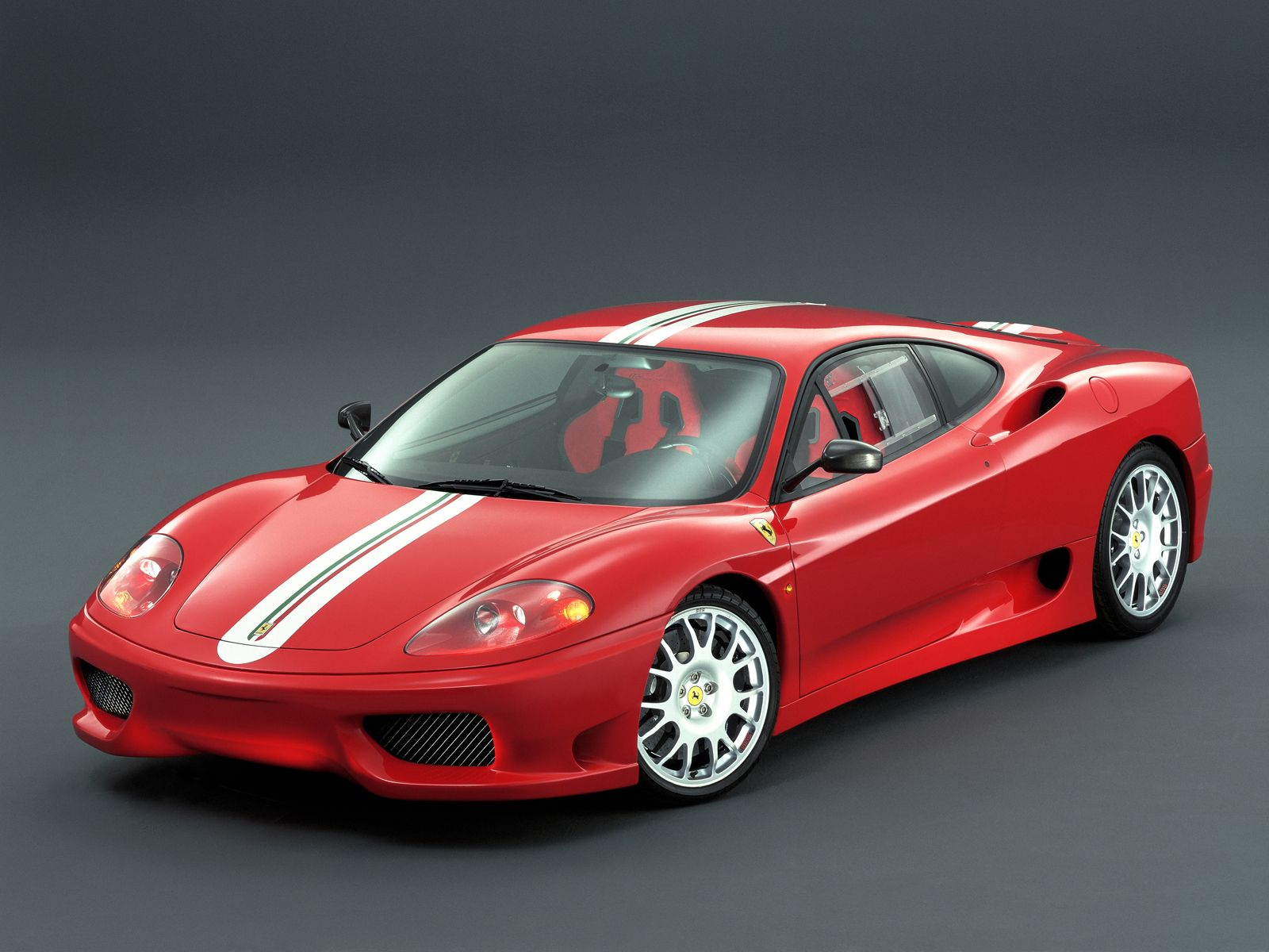 Ferrari Red Car
