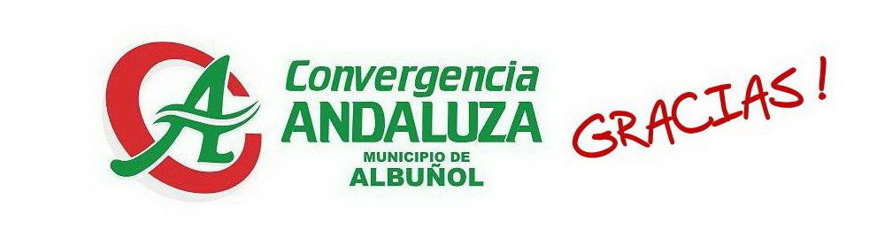 Convergencia Andaluza - Municipio de Albuñol - El cambio que necesitamos