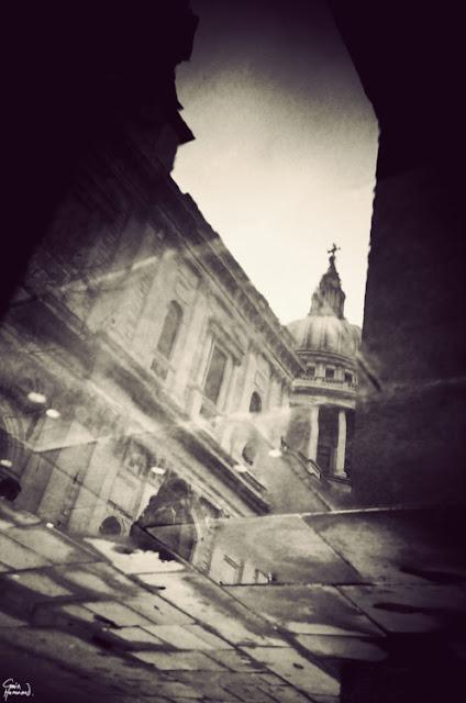 Londres poças Gavin Hammond