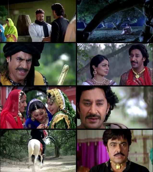 Heer Ranjha A True Love Story 2009 Punjabi 480p HDRip 400mb