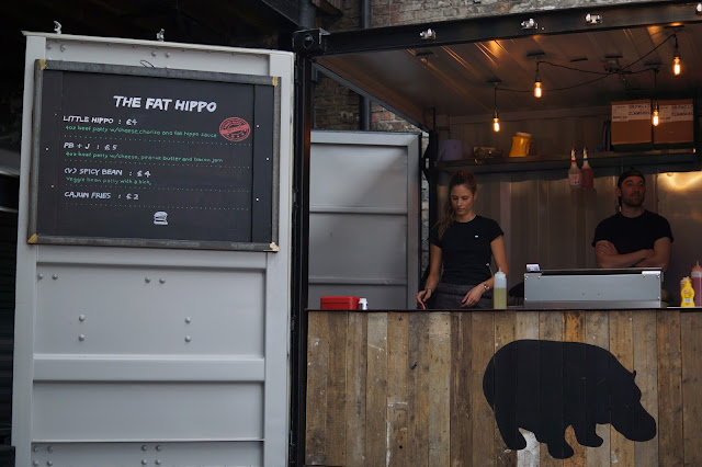 Hello Freckles British Street Food Awards Newcastle Fat Hippo Burgers