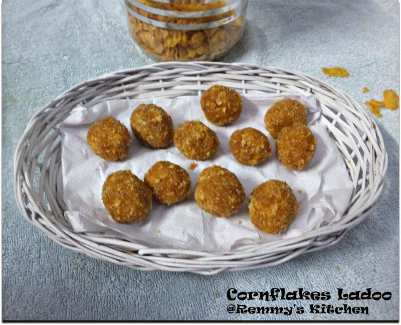Cornflakes Ladoo