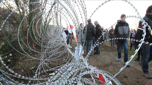 Parlamenti çek aprovon formimin e Agjencisë për mbrojtjen e kufijve të Evropës