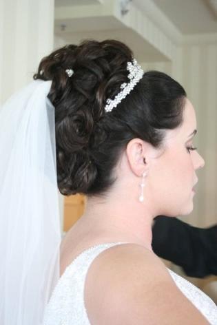 Mo os para novias peinados de moda peinados de novia for Monos novia