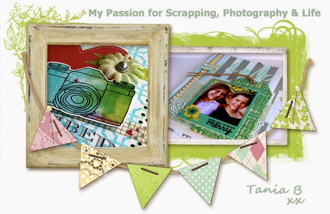 My passion for scrapping, photography and life!!!