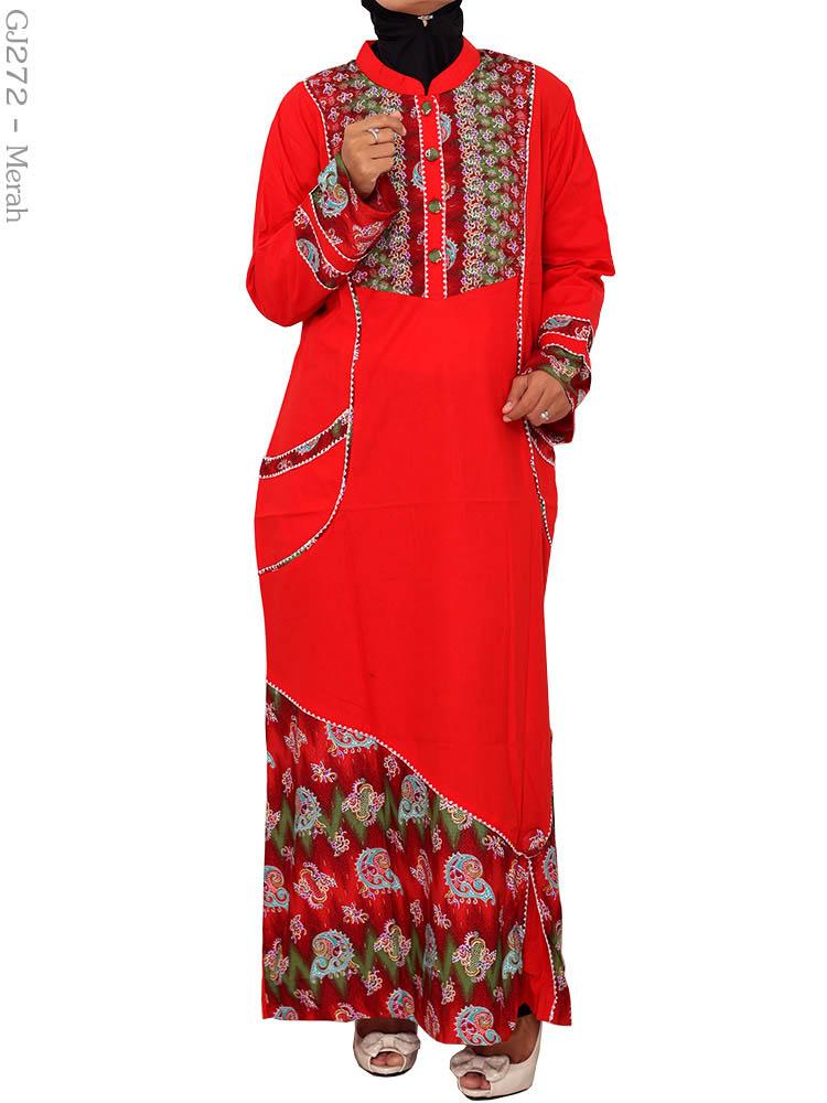 Gamis jumbo asyraff gj272 busana muslim murah terbaru Suplier baju gamis remaja harga pabrik bandung