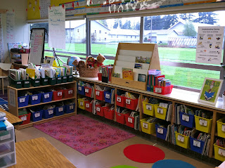 photo of Teaching With Style classroom library