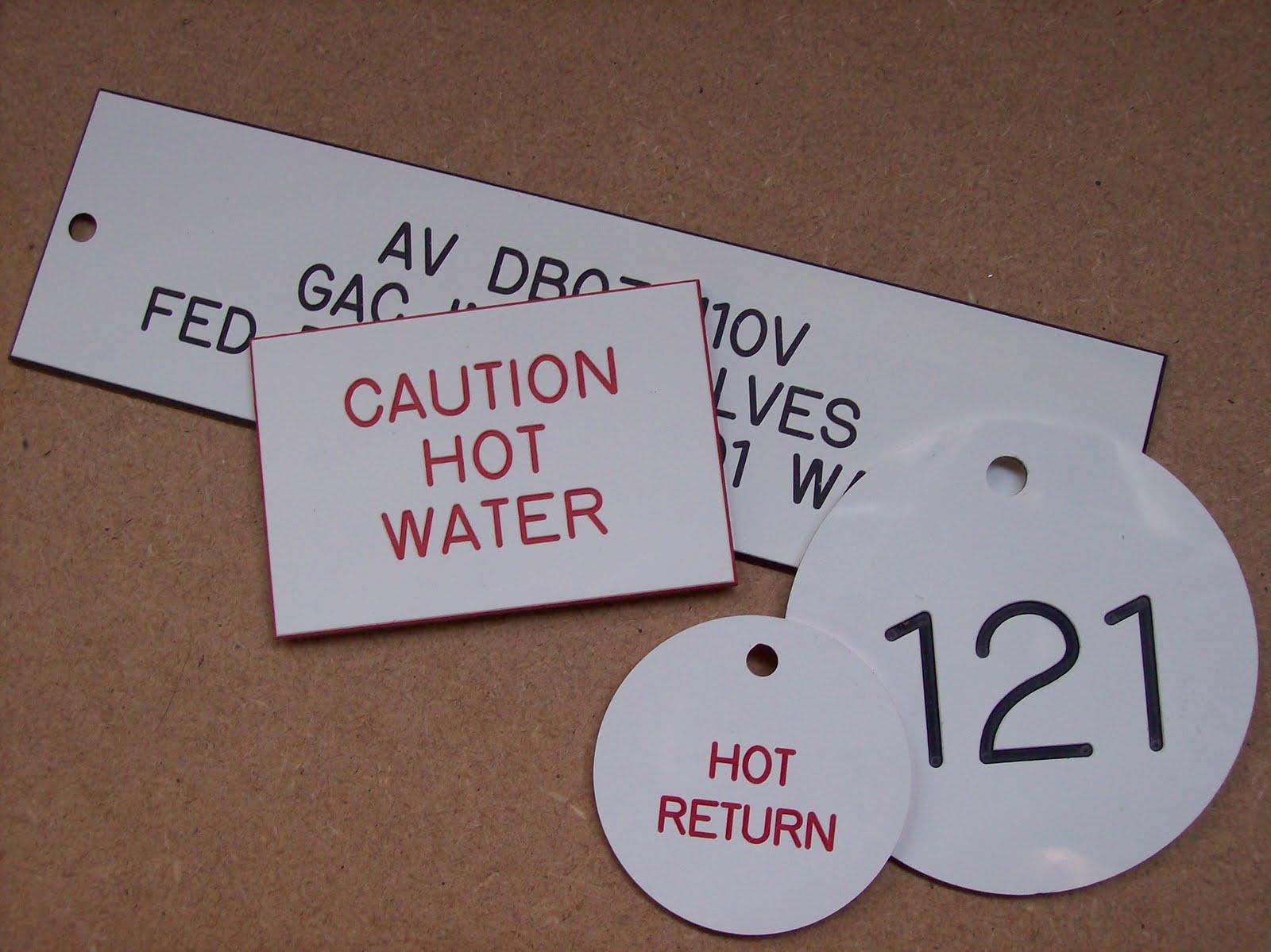 plant label engraving machine