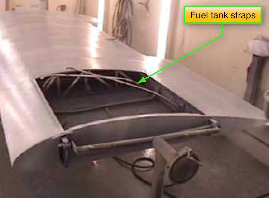 Aircraft Systems Types Of Aircraft Fuel Tanks