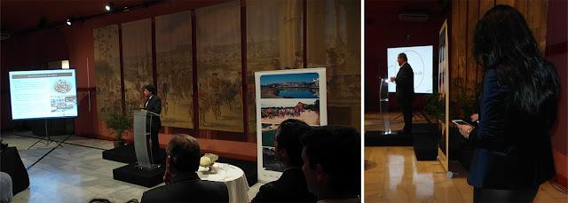 Presentación+Algarve+en+Museo+del+Carruaje+Sevilla