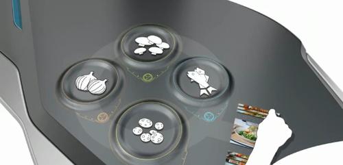 Cocina inteligente electrolux azdomo for Cocina inteligente