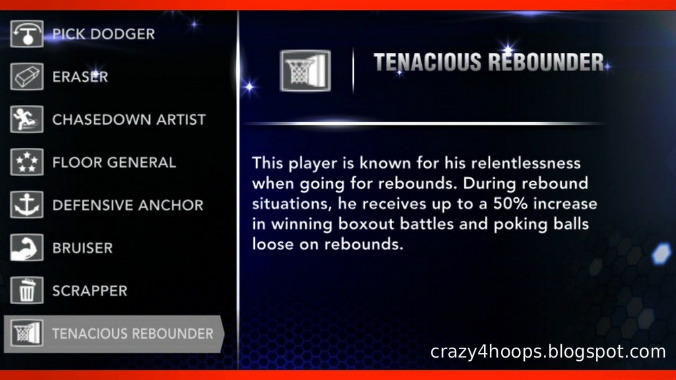 NBA 2k14 Signature Skills Revealed