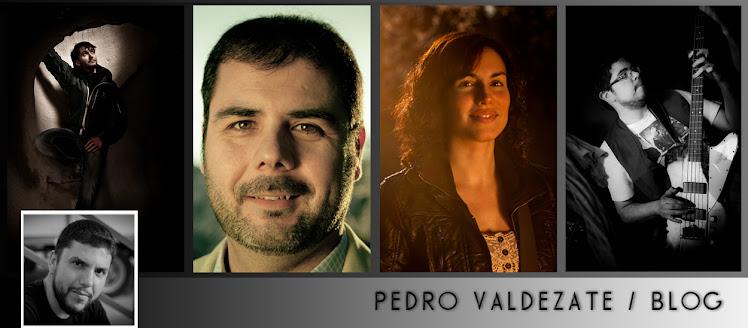 Pedro Valdezate / Blog