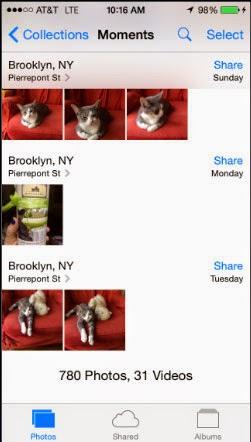 Cách xóa nhiều ảnh lưu trên iPhone một lúc