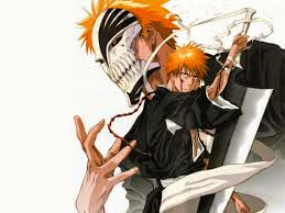 Máscara Ichigo Bleach