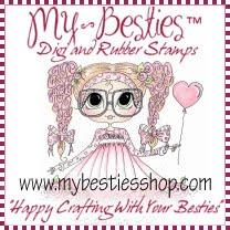 My Besties Digi and Rubber Stamps