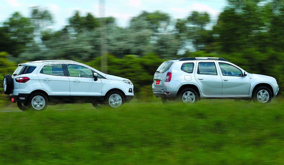 Just A Couple Of Hours Before We Told You That Ford Is Working On Low Introductory Price Petrol Variant EcoSport And By Heavy Localization Plans To