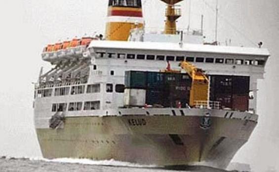 Kapal Pesiar Ala Pelni New KM Kelud