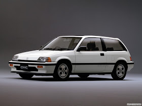 Honda Civic 3rd Generation