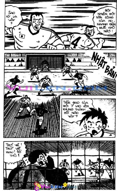 Jindodinho - Đường Dẫn Đến Khung Thành III Tập 36 page 114 Congtruyen24h