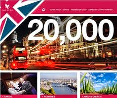Global Rally 02 Arena Forever Living United Kingdom London