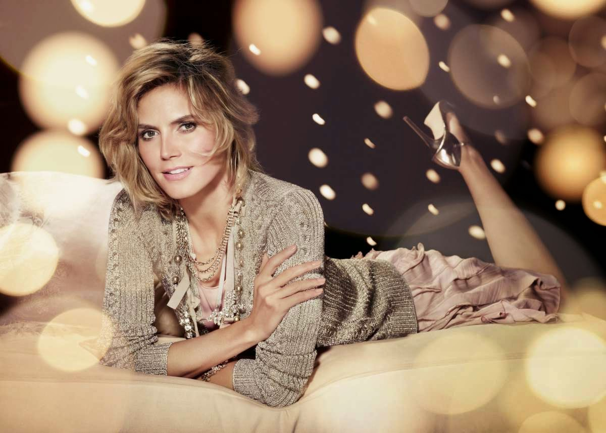 Heidi Klum Hd Wallpapers Free Download