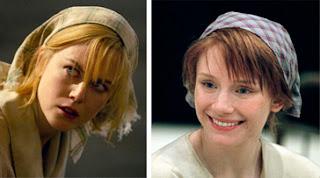 Nikole Kidman y Bryce Dallas Howard, cambios de actores, Manderlay, Dogville, Lars von Trier