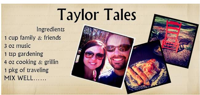 Taylor Tales