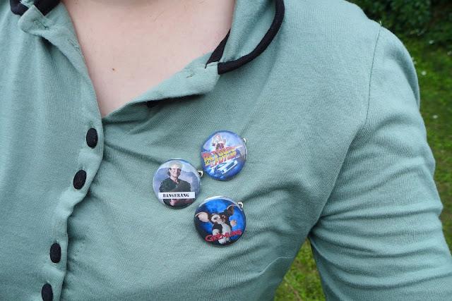 badges geek