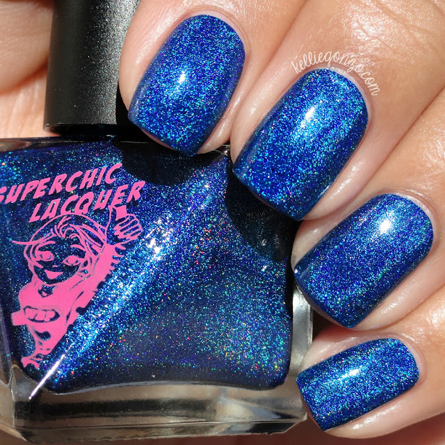SuperChic Lacquer Lucid Lala Land