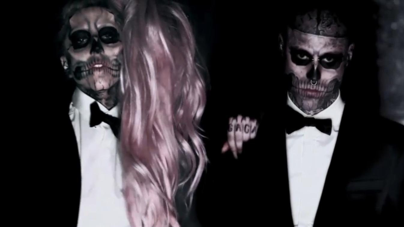 PHOOOOOAAAAAR  s all i gots to say Zombie Boy Lady Gaga