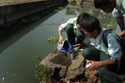 Menentukan Kualitas Air Bersih