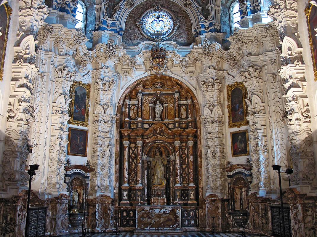 Historia del arte la arquitectura barroca espa ola for Arquitectura de espana