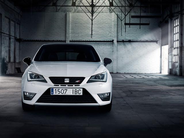 новый SEAT Ibiza Cupra 2013