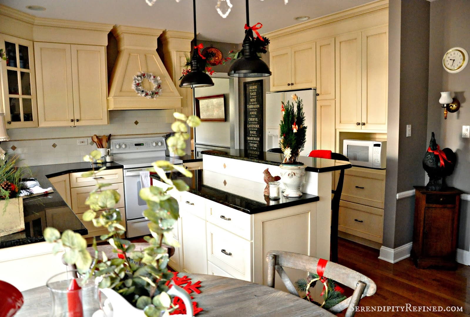 christmas decoration ideas for kitchen. amazing kitchen holiday