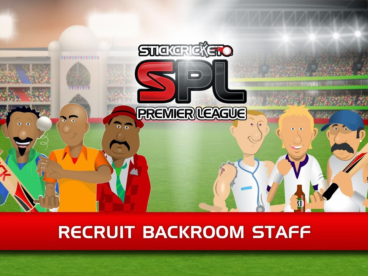 Stick Cricket Premier League MOD APK