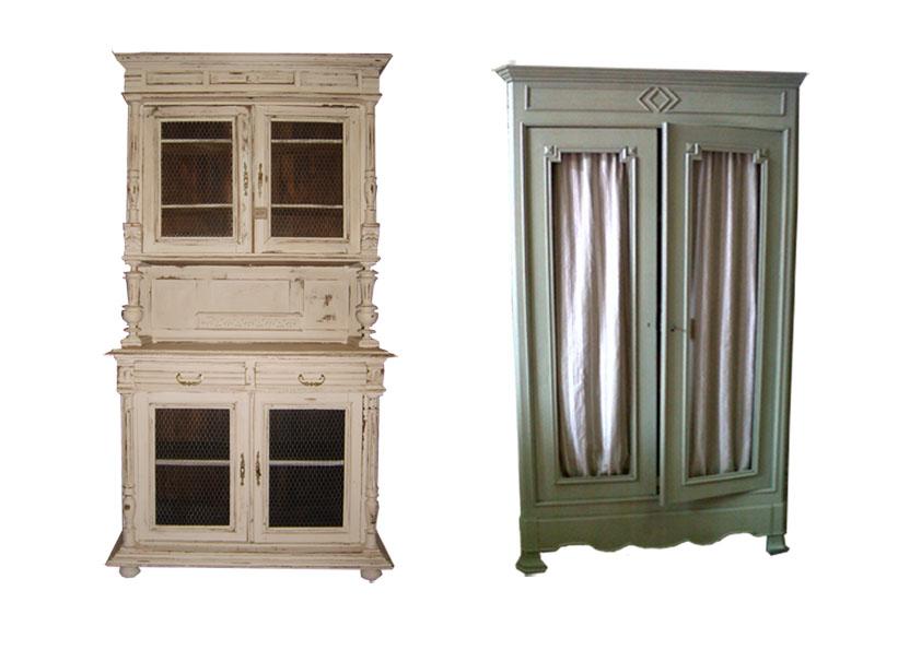 Biblots et patinette meubles de styles for Restauration meuble ancien