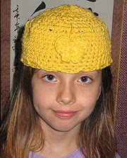 Mom's Crochet Hat
