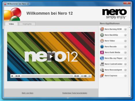 descargar nero express gratis en español para windows vista completo