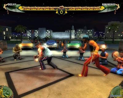 Martial Arts Capoeir Pc