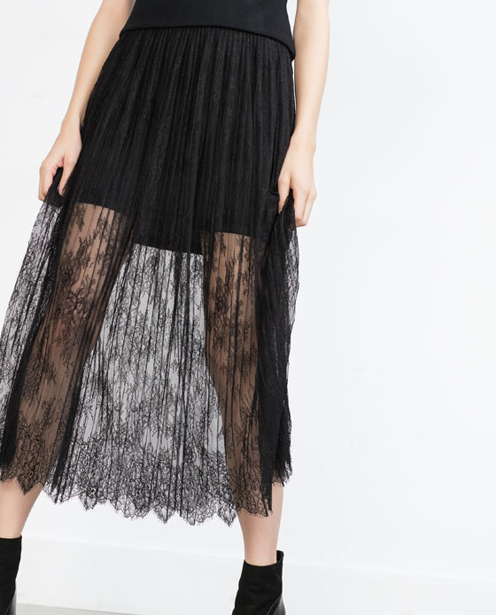 style guile pleated skirts another one to ponder and