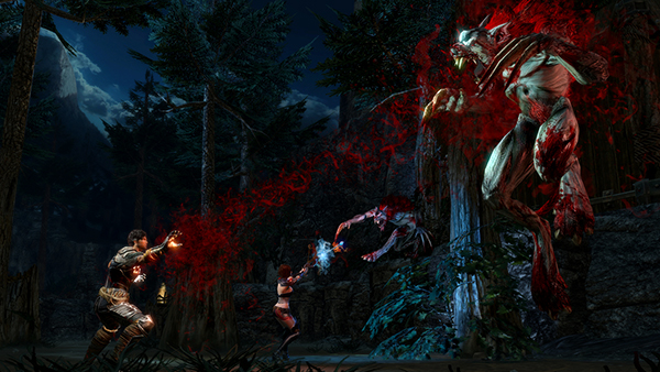 Ohgamegratis Blood Knight Screenshot 2
