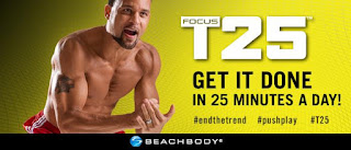 [Focus T25] Get it done in 25 minutes a day