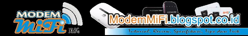 Modem MiFi Blog