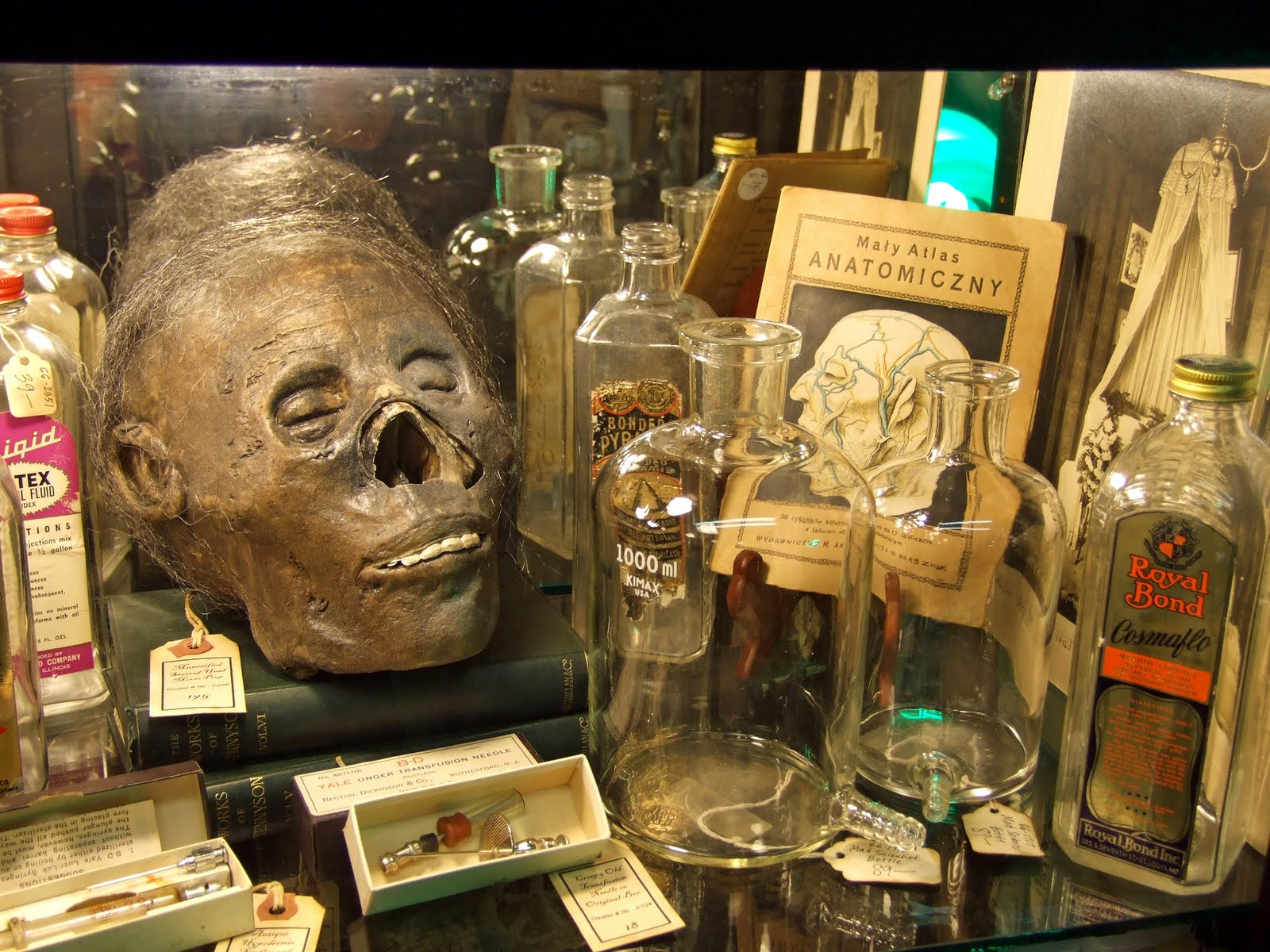 "Gothic Rose Antiques: ""things old, macabre, haunting dark ..."