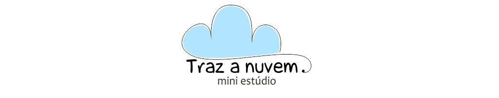 Traz a nuvem ● mini estúdio