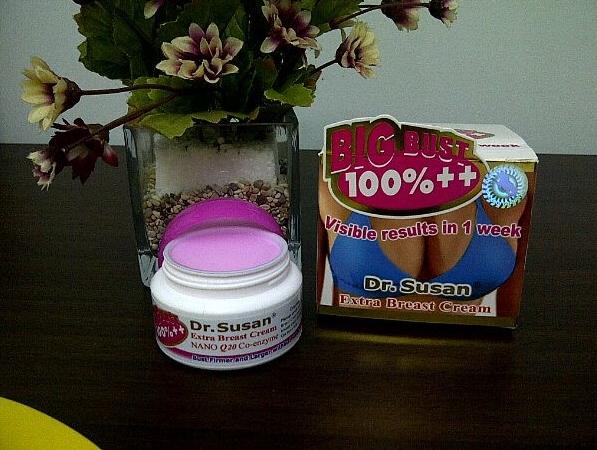 Jual Cream Pembesar Payudara
