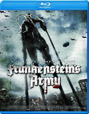 frankensteins army 2013 720p latino Frankensteins Army (2013) 720p Latino